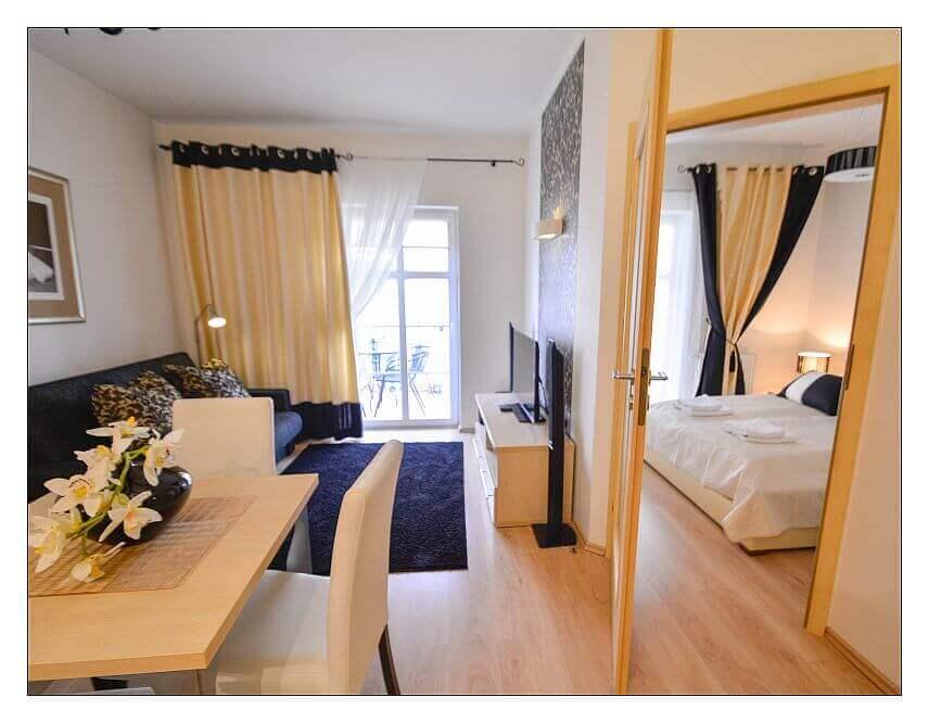 Korona Wazów 17 - 2- Zimmer Wohnung für Eltern mit zwei Kinder, an ...